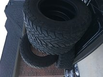 Toyo M/T truck tires in Cleveland, Texas