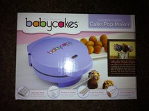 Babycakes Cake Pop Maker NIB in Warner Robins, Georgia