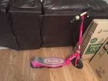 Pink Razor Scooter in Baytown, Texas