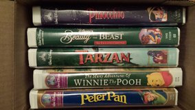 Disney VHS movies in Glendale Heights, Illinois