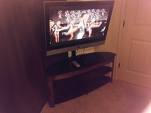 """42"""" tv with stand in Fort Leonard Wood, Missouri"""