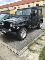 2003 Jeep Wrangler in Hohenfels, Germany