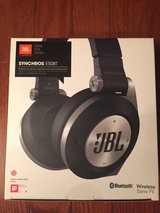 JBL Synchros E50 BT Bluetooth Wireless Over?Ear Headphone in Baytown, Texas