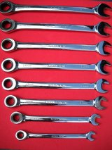 Craftsman Ratcheting Wrench Set, 8PC, Metric in Ramstein, Germany