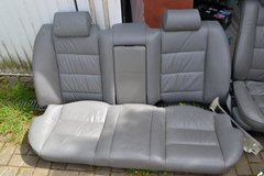 BMW leather e34 seats in Ramstein, Germany