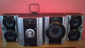 Sony stereo system $80 in Conroe, Texas