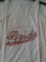 Bride vest tshirt in Lakenheath, UK