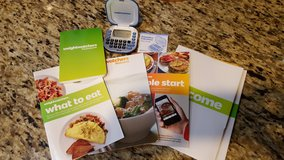 Weight Watchers books and point calculator in Conroe, Texas