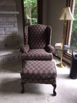 Jamestown Sterling Wing Back Chair in St. Charles, Illinois