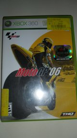 Xbox 360 MotoGP 06 game in Fort Campbell, Kentucky