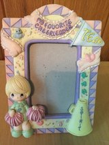 Precious Moments Cheerleader Photo Picture Frame in Naperville, Illinois