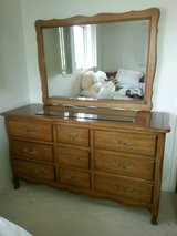 Province Dresser w/Mirror in Fort Bliss, Texas