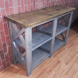 Custom made Console Tables in Conroe, Texas