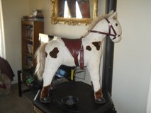 Stuffed Horse in Yucca Valley, California