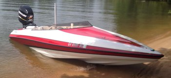 2007 Hydrostream Vegas Ski Boat in Houston, Texas