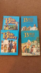 The Bible story in Beaufort, South Carolina