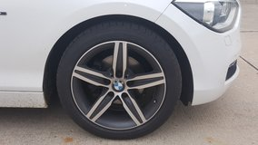 Rims with RSC summer tires 225/45/17 in Hohenfels, Germany