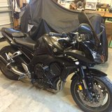 2009 Yamaha FZ1 Motorcycle in Goldsboro, North Carolina