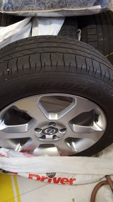4 Summer Tires 235/55 R17 99V in Ramstein, Germany