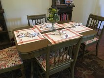Kitchen Table with 4 chairs in Fairfax, Virginia