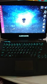 Alienware 14x in Oceanside, California