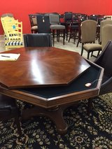 POKER/GAME TABLE-MUST SELL BY JULY 1ST in Minneapolis, Minnesota