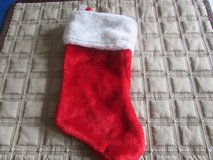 Red Christmas Stocking in Aurora, Illinois