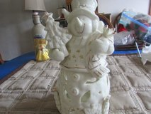 Snowmen Candle Holder in Aurora, Illinois