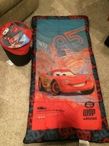 Kid's Cars Sleeping Bag in Chicago, Illinois