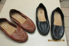 "2 Pairs New ""Naturalizer Comfort"" Women's Loafer-Style Shoes - Size 8W - REDUCED! in Kingwood, Texas"