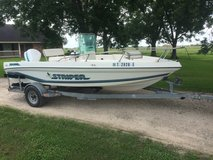 Price Reduced! Center Console with 90 hp. in Houston, Texas