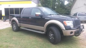 2012 Ford F150 Lariat in DeRidder, Louisiana