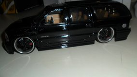 1:24 scale yukon in Fort Campbell, Kentucky