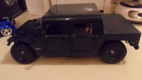 1:18 scale Hummer in Fort Campbell, Kentucky