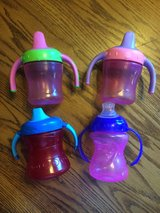 Sippy Cups-Set of 4-GUC in Joliet, Illinois