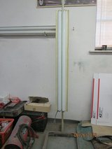 FLORESCENT WORK LIGHT w/ADJUSTABLE STAND in Alamogordo, New Mexico