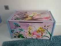 Tinker bell toys box in Ramstein, Germany