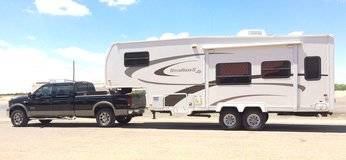 2005 NUWA HITCHHIKER LS II RV TRAVEL TRAILOR FIFTH WHEEL BETTER THAN NEW...STILL SMELLS NEW! in Alamogordo, New Mexico
