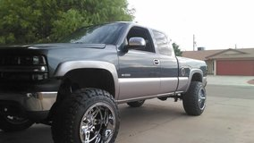 lifted chevy in Alamogordo, New Mexico