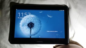 Samsung Tab 2 10.1 perfect cond x2 in Conroe, Texas