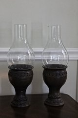 Oil Lamp ( 2 pieces) in Beaufort, South Carolina