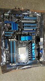Asus M4A88T-V EVO/USB3 ATX AM3 Motherboard in 29 Palms, California