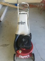 Snapper Hi Vac mower in Mountain Home, Idaho