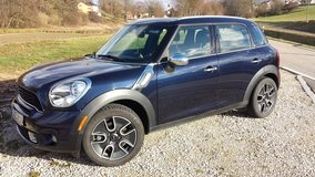 MINI Countryman S SUV 4-Dr Sport /Free U.S. Shipping in Ramstein, Germany