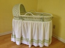Pottery barn bassinet in Beaufort, South Carolina