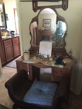 Antique Vanity with stool in Kingwood, Texas
