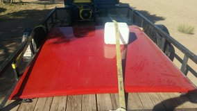Dodge SHORT BED TOPPER mopar oem in Alamogordo, New Mexico