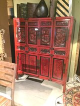 ANTIQUE ORIENTAL CABINET in Minneapolis, Minnesota