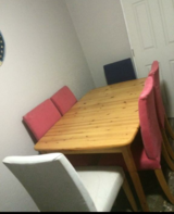 kitchen table (extends to 6 chairs) in Los Angeles, California