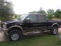 07 ford f350 king ranch truck in Fort Carson, Colorado